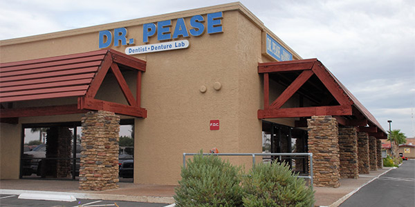 Dr Pease East Office